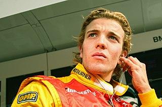 Dani Clos Spanish racing driver