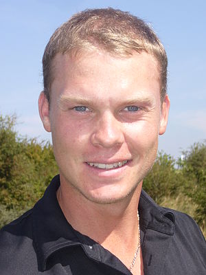 Danny Willett - Willett in 2009