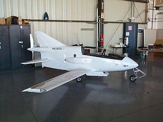 Bede BD-5 - BD-5B powered by a Subaru EA-81 engine