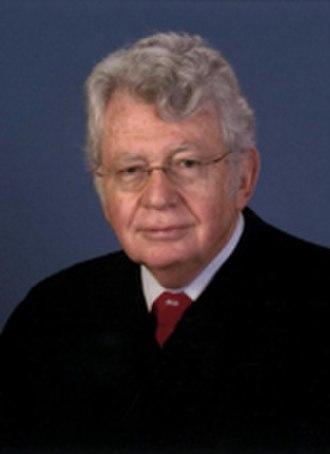 David B. Sentelle - Image: David B. Sentelle Circuit Judge