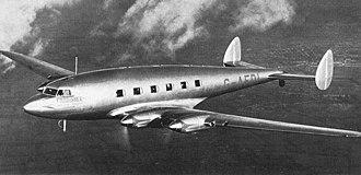 """Speedbird - On the nose of """"Frobisher"""" – an Imperial Airways Albatross in 1938."""