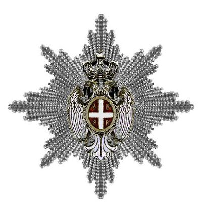 Order of the White Eagle - Order of the White Eagle (Serbia)