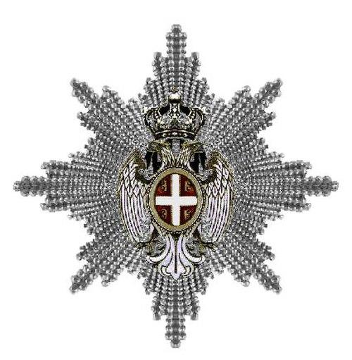 Order of the White Eagle (Serbia)
