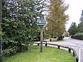 Dedham Village Sign - geograph.org.uk - 993166.jpg