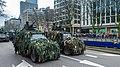 Defilé Korps Mariniers op de Coolsingel te Rotterdam ter ere van het 350 jarig bestaan. (23331163519).jpg