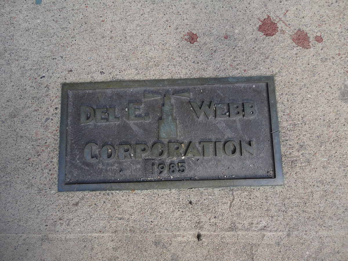 del e webb construction company wikipedia