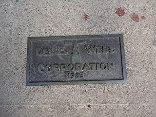 Del E. Webb Construction Company