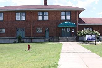 Clarksdale, Mississippi - Delta Blues Museum