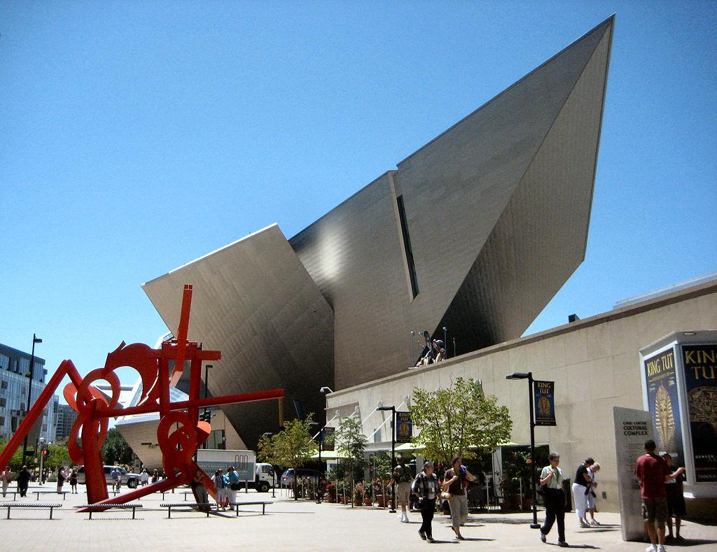 Denver Art Museum - Virtual Tour