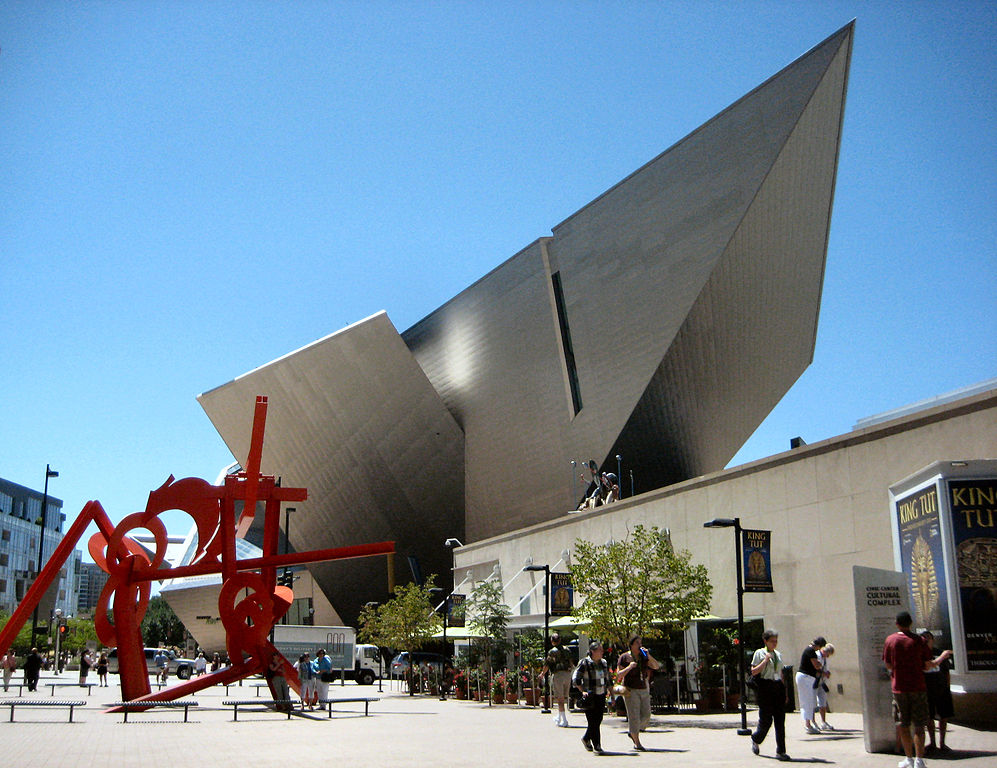 Denver Art Museum Painting And Sculpture