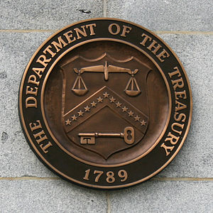 Department of Treasury Seal (2895964373)