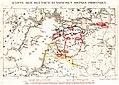Der Verrückte des Zaren - Handlungsorte in der Kohlschen Karte von 1841.jpg