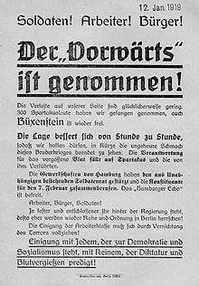 Spartakusaufstand Wikipedia