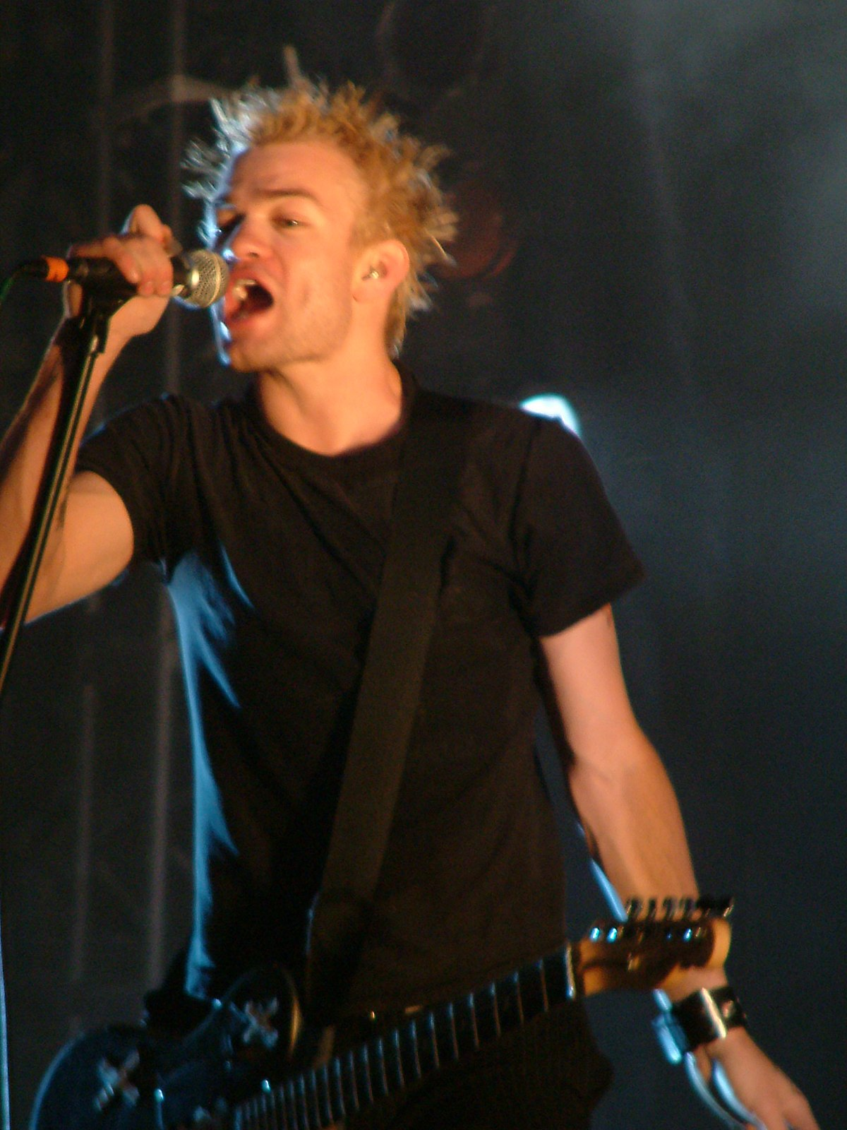 Deryck Whibley Wikipdia