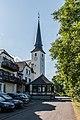 Detzem, Hotel -Zum Anker- und St.-Agritus-Kirche -- 2015 -- 7552.jpg
