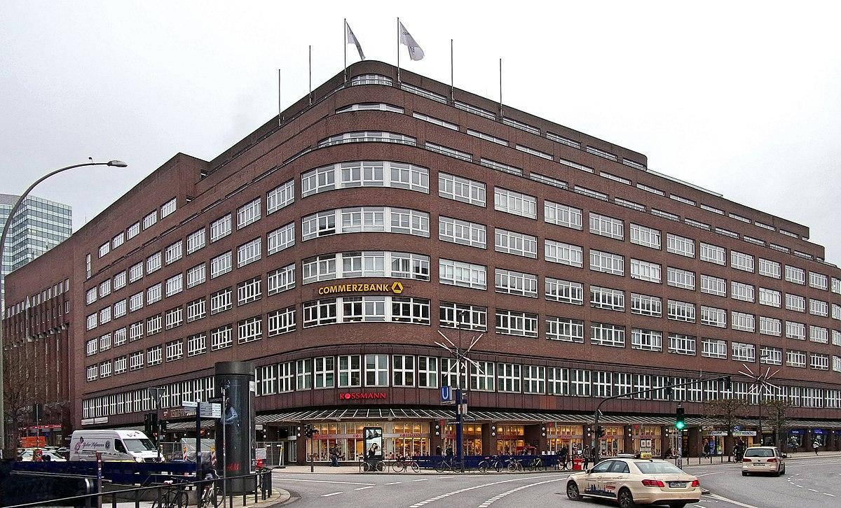 Deutschlandhaus hamburg wikipedia - Mobelhaus hamburg hamburg ...