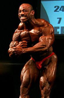 Ist bodybuilder mann mein Einen bodybuilder.