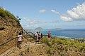 Diamond Head Hike - Almost to the top.jpg