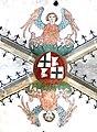 Die Marienkirche in Bad Mergentheim wurde aufwändig restauriert. Kreuzrippengewölbe im Chor.jpg