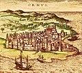 Die Stadt Hormus am Eingang zum Persischen Golf 1572.jpg