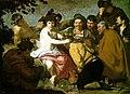 Diego Velasquez, Los Borrachos (The Feast of Bacchus).jpg