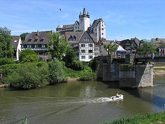 Diez, Germany - Castle