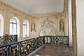 Dijon Palais des ducs de Bourgogne escalier Gabriel Détail 05.jpg
