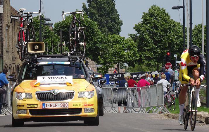 Diksmuide - Ronde van België, etappe 3, individuele tijdrit, 30 mei 2014 (B015).JPG