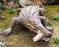 Dinosaurios Park, Sarcosuchus2.JPG