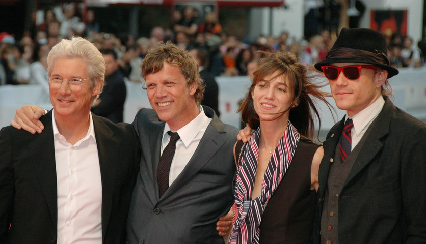 Director and actors of I'm not there at the 64th Venice Film Festival-01 (cropped).jpg