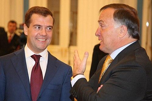 Dmitry Medvedev 16 May 2008-2