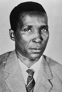 Equatorialguinean politician, 1st and former President of Equatorial Guinea