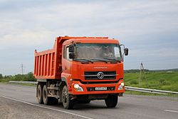 Dongfeng DFL3251A1 in Tomsk.JPG