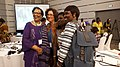 Dorothy Gordon and Sonia Jorge at the 2018 African Summit on Women and Girls in Technology.jpg