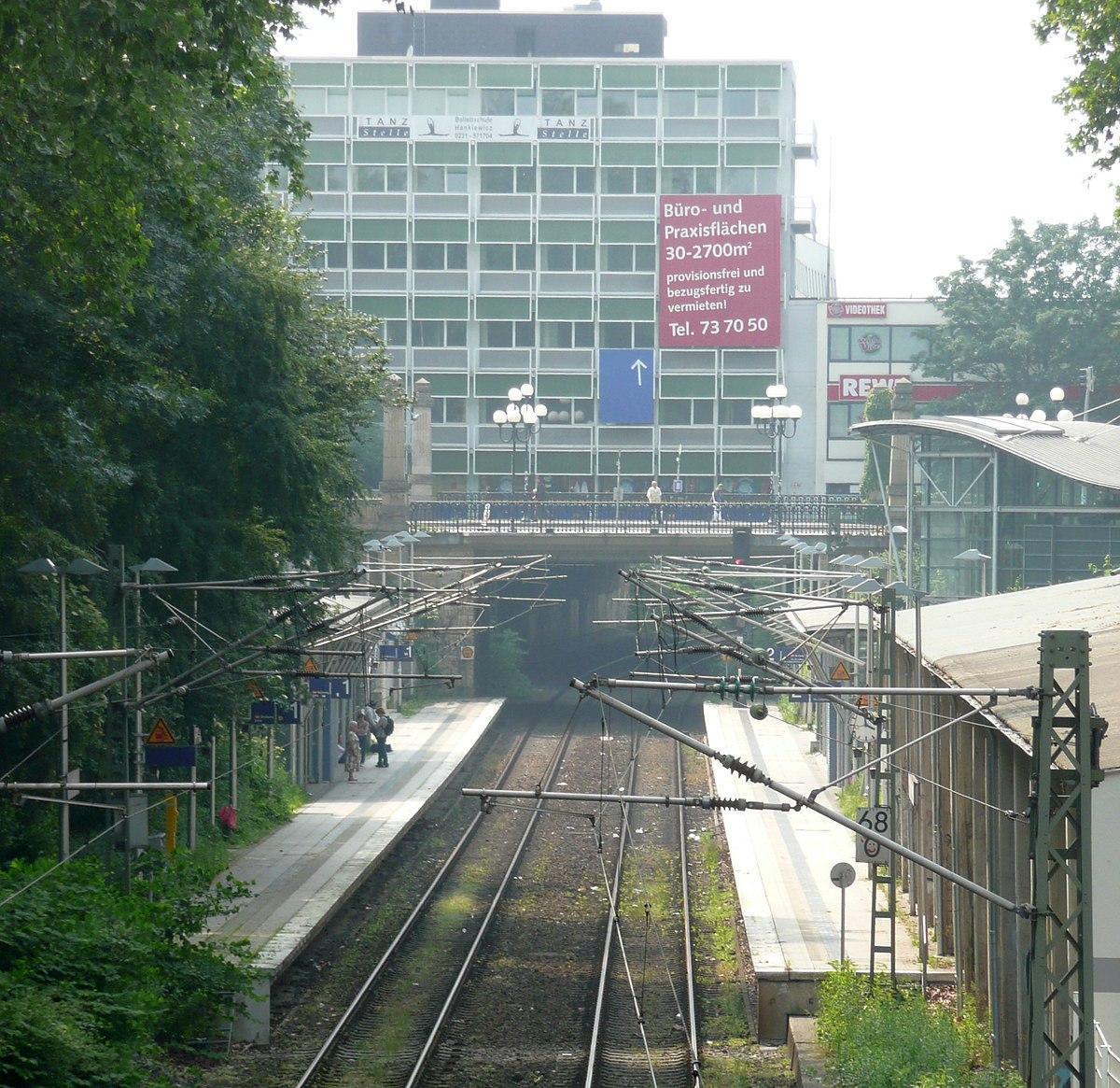 Dortmund Möllerbrücke station - Wikipedia