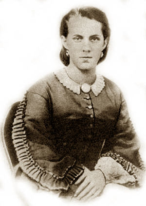 Dostoyevsky Museum - The author's second wife, Anna Dostoyevskaya.