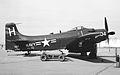 Douglas AD-6 (137525) VA-155 (6820676951).jpg