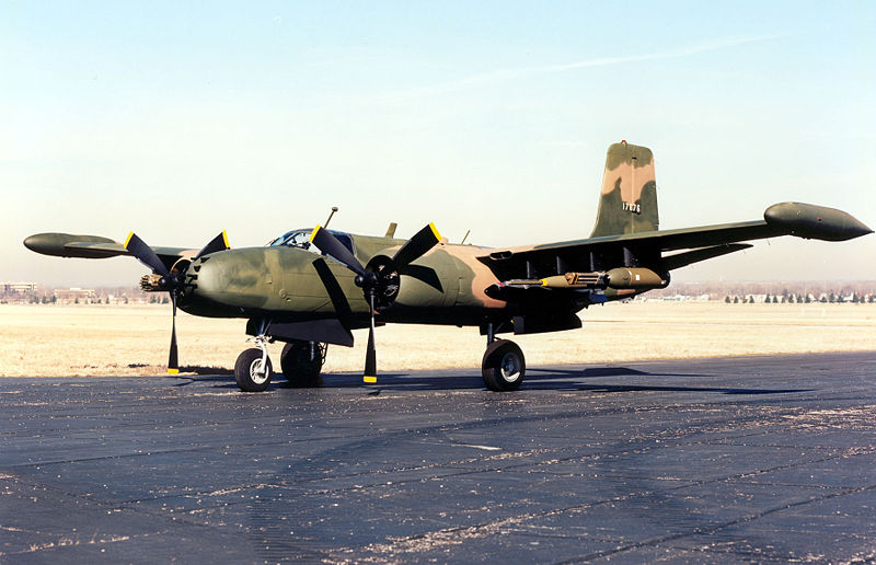 File:Douglas B-26K Counter Invader USAF.jpg