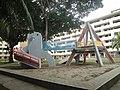 Dove playground at the heart of Dakota Crescent.jpg