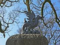 Dragon at Ugbrooke - geograph.org.uk - 723118.jpg