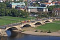 Dresden vom Oben gesehen. Blick von der Frauenkirche.IMG 5196BE.jpg