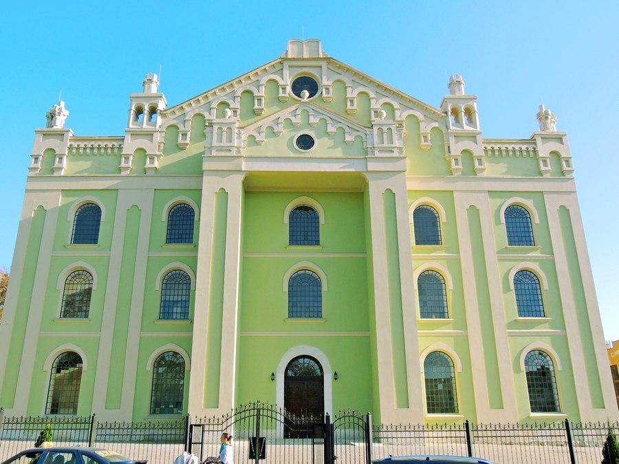 Choral Synagogue (Drohobych)