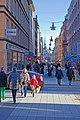 Drottninggatan, Stockholms most popular promenade - panoramio - Bengt Nyman (1).jpg