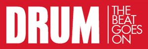 Drum (South African magazine) - Image: Drum logo