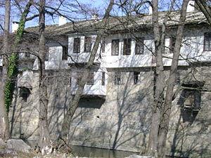 Dryanovo Monastery - Image: Dryanovo Todor Bozhinov (8)