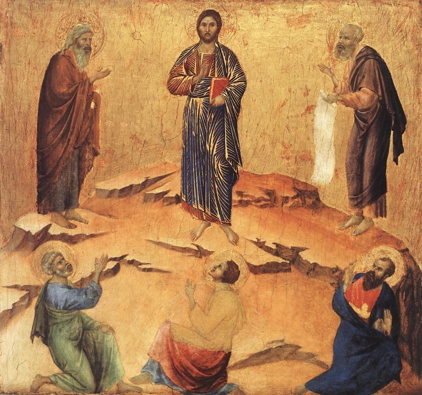 Duccio di Buoninsegna - Transfiguration - WGA06780