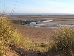 Duddon Sands from the dunes near Haverigg - geograph.org.uk - 643456.jpg