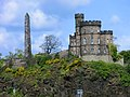Dunbar's Close Gardens Edinburgh - panoramio.jpg