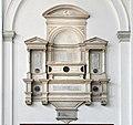 Duomo (Padua) - Tomb of Bishop Pietro Barozzi 1507 by Alessandro Vittoria.jpg