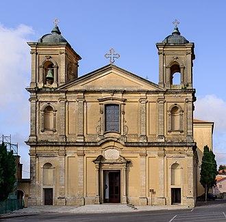 Vibo Valentia - The dome Santa Maria Maggiore